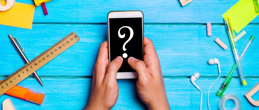 Les appareils mobiles en classe : outil pédagogique ou distraction?